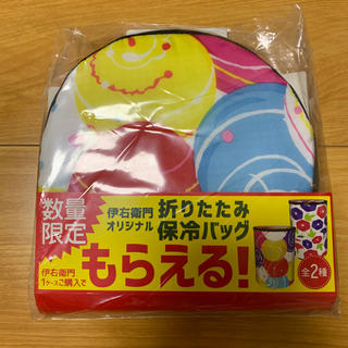 伊藤園 - 伊右衛門 オリジナル 折りたたみ保冷バッグ