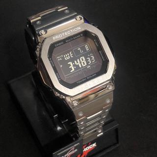 gwm5610bb 電波 ソーラー仕様 中古 カスタム(腕時計(デジタル))