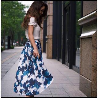 エイミーイストワール(eimy istoire)のeimy istoire tail cut design skirt(ロングスカート)