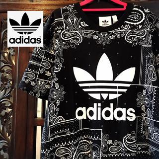adidas - アディダス オリジナルス ペイズリー Tシャツ SML タンクトップ ジャージ