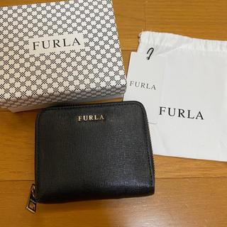 Furla - FURLA フルラ 二つ折り財布 ブラック