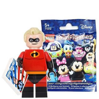 レゴ(Lego)のレゴ (LEGO)ミニフィギュア ディズニー/インクレディブル 71012-13(積み木/ブロック)