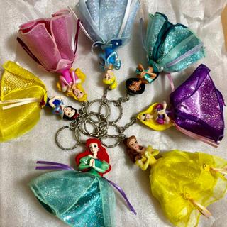 Disney - ディズニー プリンセス キーホルダー