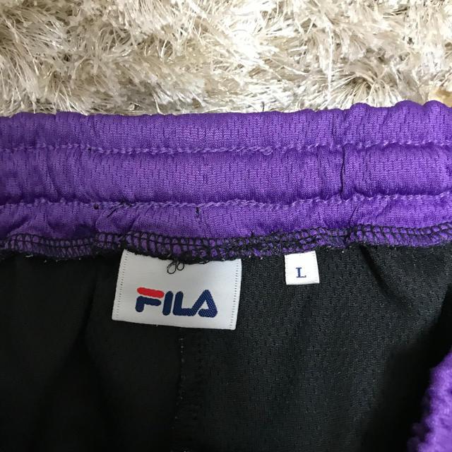 FILA(フィラ)のFILA パンツ レディースのパンツ(ハーフパンツ)の商品写真