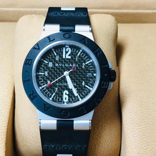 BVLGARI - ☆BVLGARIブルガリ アルミニウム メンズ腕時計☆