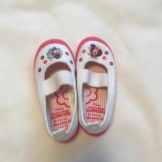 ディズニー(Disney)の【ディズニー】上履き14cm USED☆(その他)