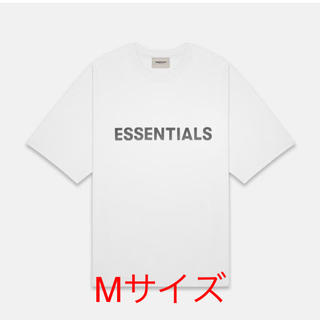 FEAR OF GOD - Fear of God ESSENTIALS 2020SS S/S TEE