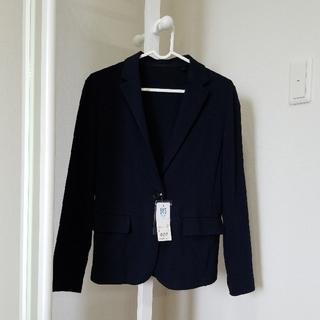 ユニクロ(UNIQLO)のUNIQLO UVカットジャージージャケット(テーラードジャケット)