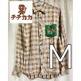 チチカカ(titicaca)のチチカカ TITICACA チェック シャツ メンズ レディース(シャツ)
