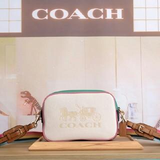 COACH - COACH コーチ 新品 クロスボディ 馬車カメラバッグ ショルダーバッグ♡