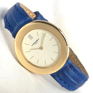 ショーメ(CHAUMET)のCHAUMET 18KYellow Gold オーバーホール&外装仕上げ(腕時計)