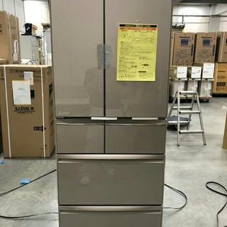 三菱 - 新品未使用/三菱大型冷蔵庫