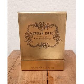 ハウスオブローゼ(HOUSE OF ROSE)のクラブツリー&イヴリン オードパフューム イヴリンローズ 50ml 薔薇 香水(香水(女性用))