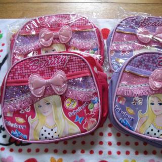 バービー(Barbie)のバービー ショルダーバッグ ピンクのみ(ポシェット)
