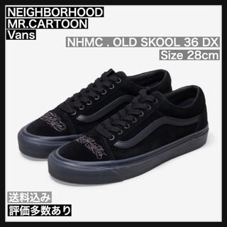 ネイバーフッド(NEIGHBORHOOD)の【28】VANS×NEIGHBORHOOD×MR CARTOON(スニーカー)