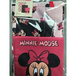 Disney - 【新品・未使用】ディズニー ミニー 3枚組巾着セット