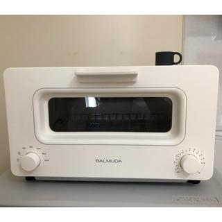 バルミューダ(BALMUDA)のバルミューダ スチームオーブントースター(調理機器)