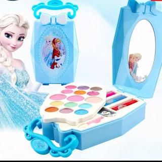 Disney - ディズニー アナと雪 エルサ キッズメイクセット