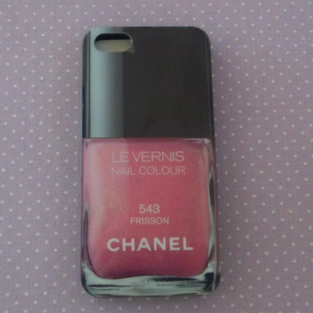 【CHANEL】☆iPhone5ケース♪の通販 by chericoco's shop|ラクマ