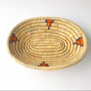 ウニコ(unico)のモロッコ バスケット ネイティブ 雑貨 かご 北欧好きな方にも(バスケット/かご)