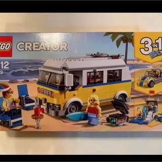 Lego - 新品レゴ31079 クリエイター・サーファーのキャンプワゴン