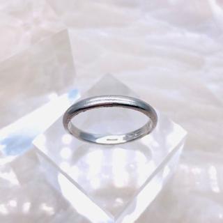 ブルガリ(BVLGARI)の★BVLGARI★ フェディ マリッジリング 結婚指輪 PT950(リング(指輪))