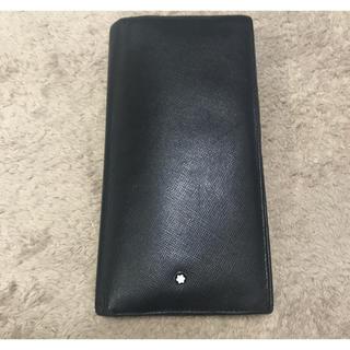 モンブラン(MONTBLANC)のモンブランのユニセフモデルの長財布(長財布)