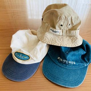 NIKE - ベビー キャップ 帽子 3点セット