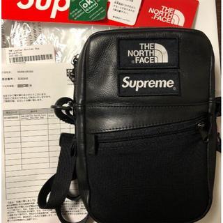 Supreme - Supreme The North Face レザー ショルダーバッグ