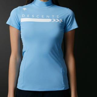 デサント(DESCENTE)の新品未使用‼️デサントゴルフ モックネックシャツ(ウエア)