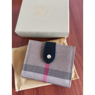 バーバリー(BURBERRY)の超人気 Burberryバーバリー 財布(折り財布)