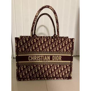 """ディオール(Dior)のDIOR BOOK TOTE ディオール オブリーク"""" スモールトートバッグ(トートバッグ)"""
