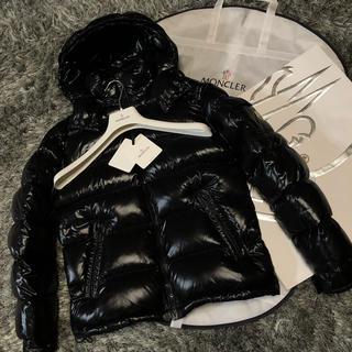 MONCLER - モンクレール 正規品 MAYA マヤ サイズ1 DISTタグ ブラック 美品