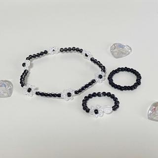 オオトロ(OHOTORO)のbeesbracelet&ring set(ブレスレット/バングル)