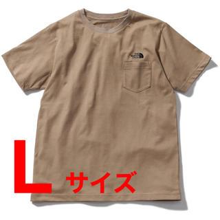 THE NORTH FACE - 【新品未使用】ノースフェイス Lサイズ ポケットTシャツ ケルプタン