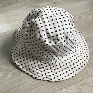グローバルワーク(GLOBAL WORK)のリバーシブル ハット 帽子(帽子)