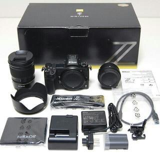ニコン(Nikon)のニコン Nikon Z7 24-70+FTZ マウントアダプターキット(ミラーレス一眼)