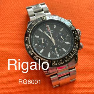 【送料込】Rigalo RG6001 腕時計(腕時計(デジタル))