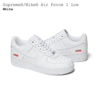 Supreme - Supreme®/Nike® Air Force 1 Low White 27