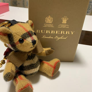 BURBERRY - BURBERRY トーマスベア