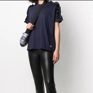 MONCLER - モンクレール フリルTシャツ S 正規品