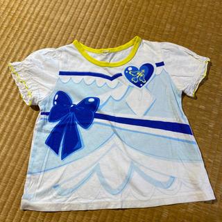 バンダイ(BANDAI)のプリキュア 半袖パジャマ 上のみ(パジャマ)