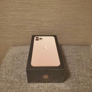 iPhone - 【新品】iPhone 11 Pro Max ゴールド 256GB SIMフリー