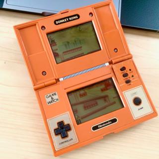 ニンテンドウ(任天堂)の任天堂 ゲームウォッチ ドンキーコング(携帯用ゲーム機本体)