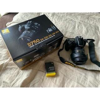 Nikon - Nikon D750  レンズキット