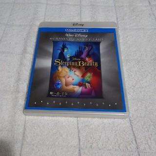 ディズニー(Disney)の💕 眠れる森の美女 ブルーレイ + DVD 💕(アニメ)