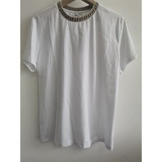 FENDI - 人気品フェンデイFendi Tシャツ ホワイト L