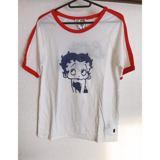 マウジー(moussy)のMOUSSY   Tーシャツ(カットソー(半袖/袖なし))