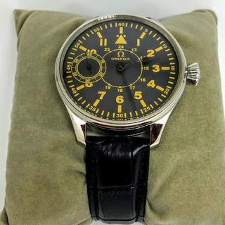 オメガ(OMEGA)の【ONLY ONE】オメガ アンティーク 腕時計 ミリタリー OH済 ビンテージ(腕時計(アナログ))