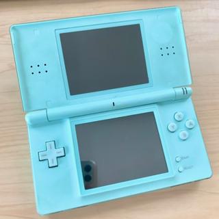 ニンテンドウ(任天堂)のニンテンドーDS lite DSライト アイスブルー(携帯用ゲーム機本体)